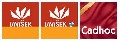 Benefitní a dárkové poukázky Unišek +, Unišek a Cadhoc